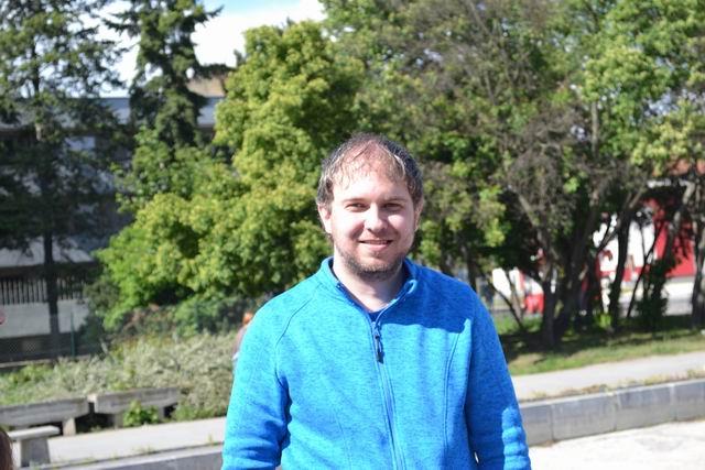 RNDr. Igor Parnahaj, PhD. - samostatný odborný pracovník - astronóm