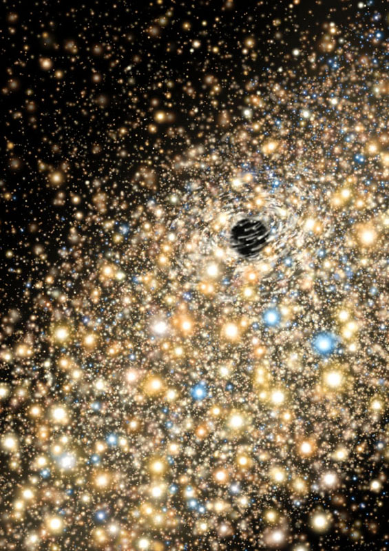 black hole-1