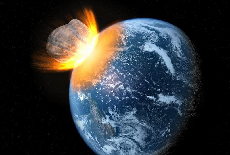Kolízia s asteroidom