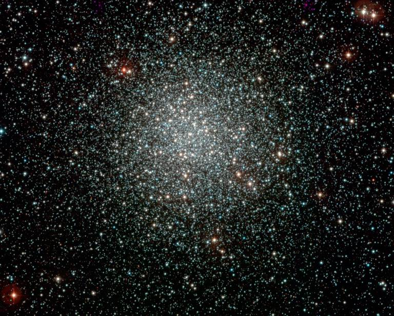 guľová hviezdokopa NGC 3201